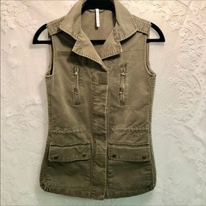 Willow & Clay Vest | Size XS|